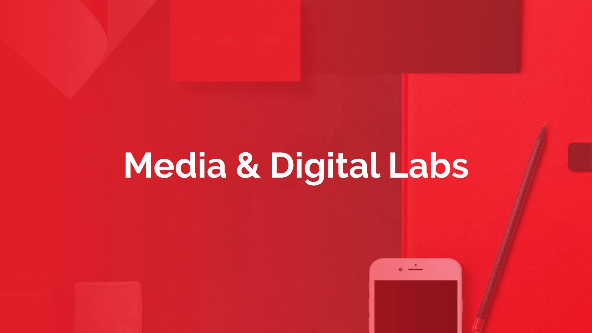 Media & Digital Labs - online business Hong Kong
