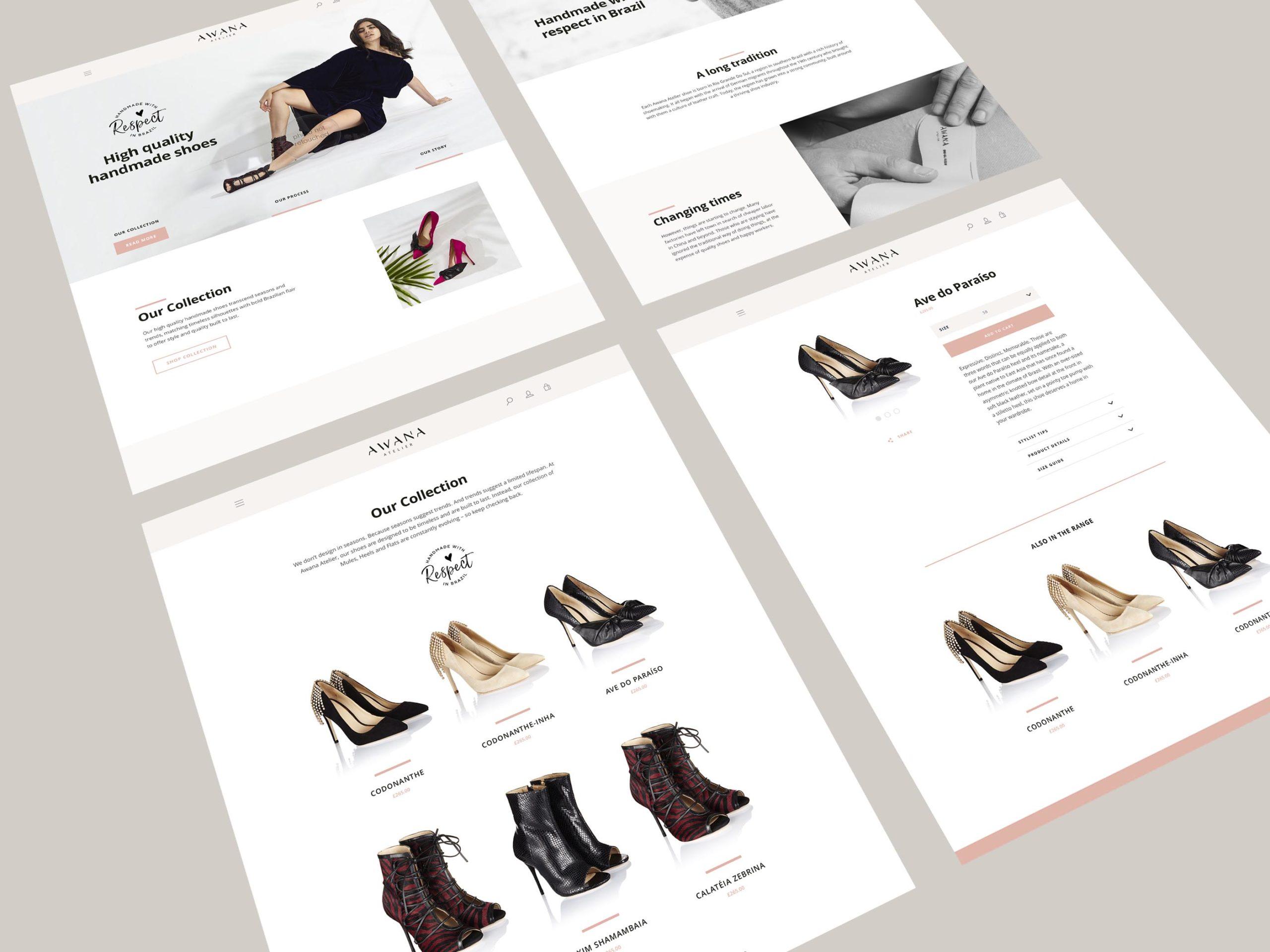 Awana Group e-Commerce